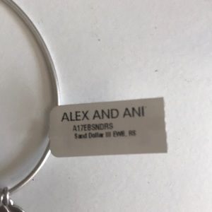 Alex and Ani Jewelry - Alex and Ani Sand Dollar Bracelet